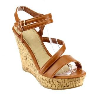 Beston Platform Wedges Sandals