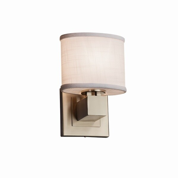 Justice Design Group Textile Aero ADA Wall Sconce (No Arms)