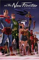 DC The New Frontier Vol. 2 (Paperback)