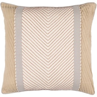 Decorative Haru 18-inch Down/Polyester Filled Throw Pillow