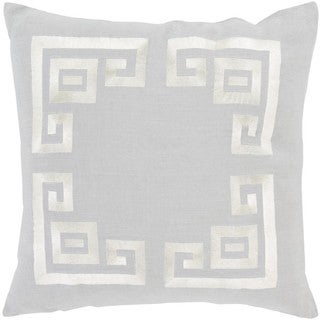Decorative Kourou 22-inch Down/Polyester Filled Throw Pillow