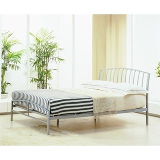 Granada Contemporary Metal Platform Bed