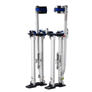 Pentagon Tool Professional 24 Inch to 40 Inch Aluminum Drywall Stilts