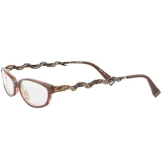 Ed Hardy EHO-710 Women's Hazel Designer Eyeglasses