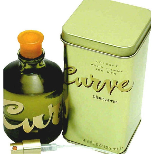 Liz Claiborne Curve Men's 4.2-ounce Spicy Cologne Spray