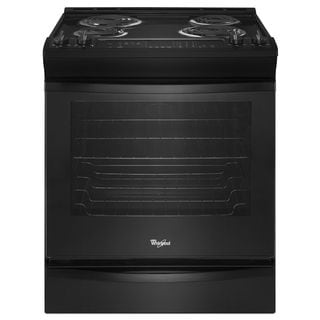 Whirlpool 30-inch Slide-In Electric Range