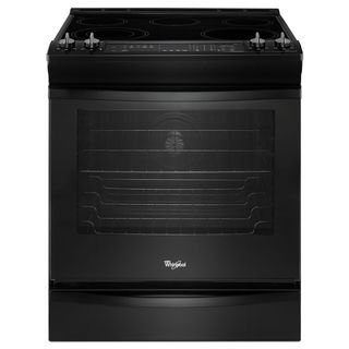 Whirlpool 30-inch Slide-in Smoothtop Electric Range