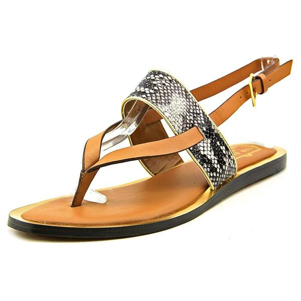Ted Baker Women's 'Dendrum' Tan Synthetic Sandals