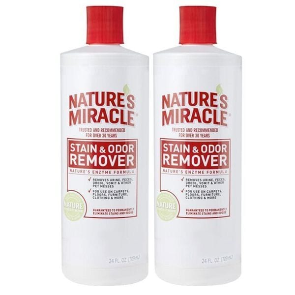 Nature's Miracle Stain & Odor Remover (2 Pack)