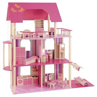 Grand Pink Dollhouse