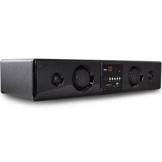 Pyle PSBV210WIFI 300-watt Wi-Fi Bluetooth Streaming USB/ SD/ MP3/ FM Radio Surround Sound SoundBar Speaker System