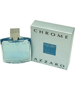 Loris Azzaro 'Chrome' Men's 3.4-ounce Eau de Toilette Spray