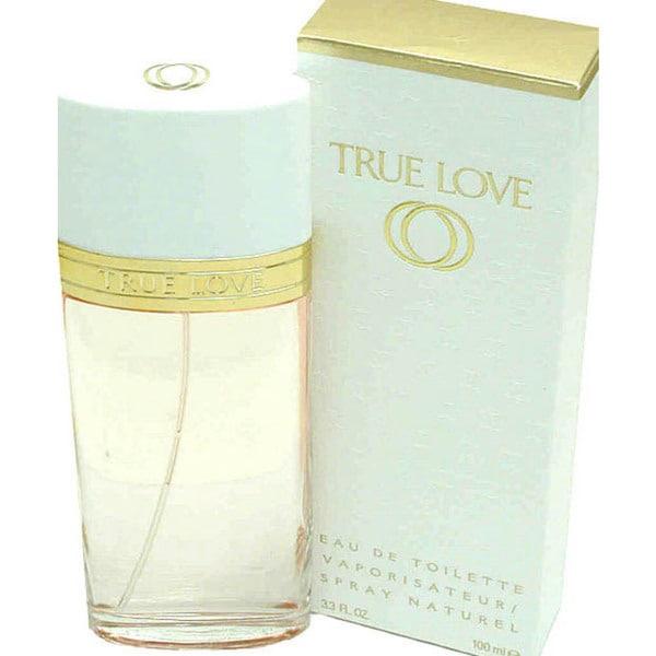 True Love by Elizabeth Arden 3.3-ounce Eau de Toilette Spray for Women