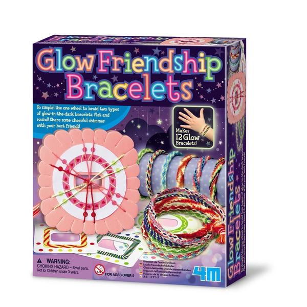 4M Make Your Own Glow Friendship Bracelets