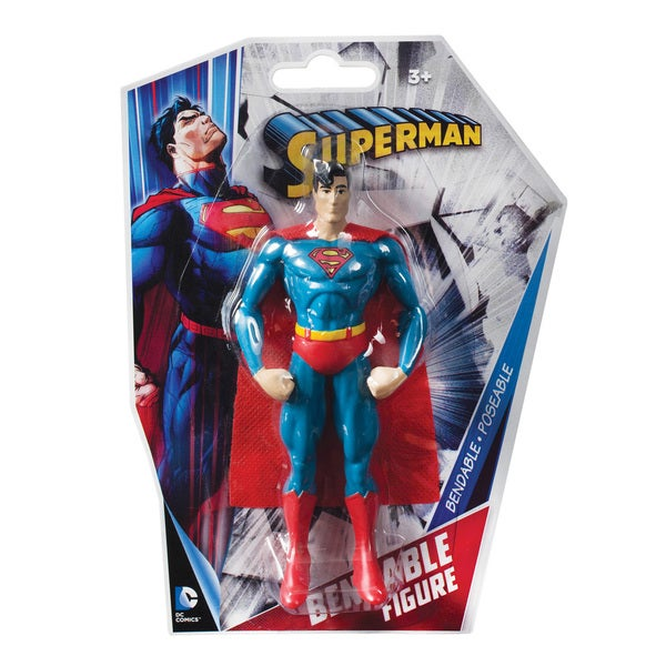 DC Comics Superman Classic Bendable Figure 18151499