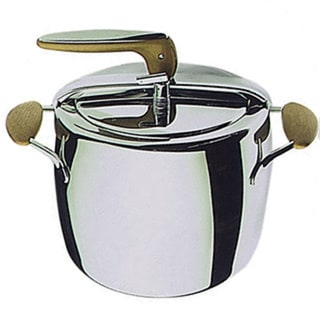 Stainless Steel Pressure Cooker with Handles