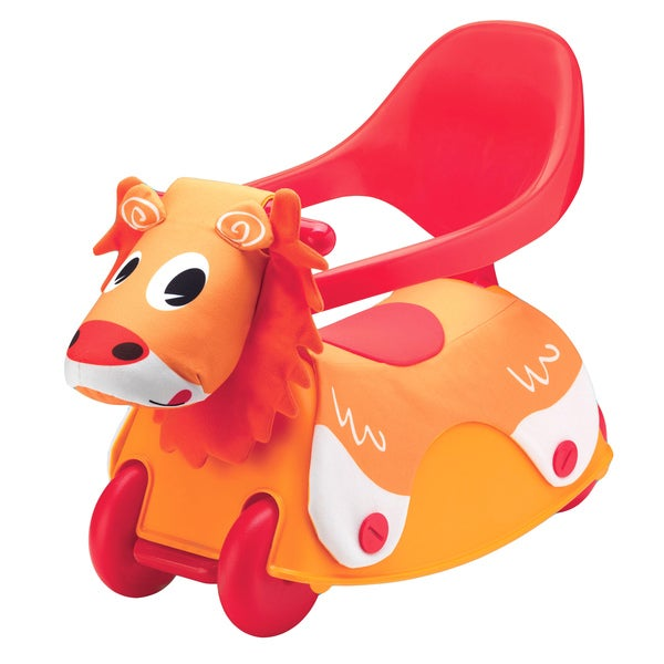 Baobab Toys Lion 3-in-1 Rocker-Walker-Ride On