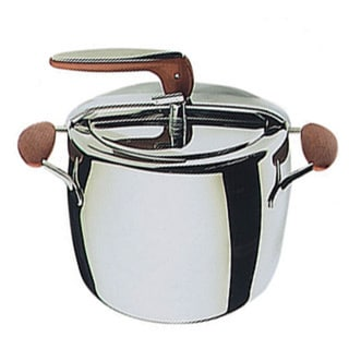 Mepra Stainless Steel 7 Quart Pressure Cooker