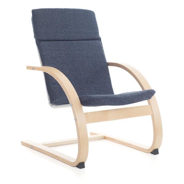 Denim Nordic Rocking Chair 18151619