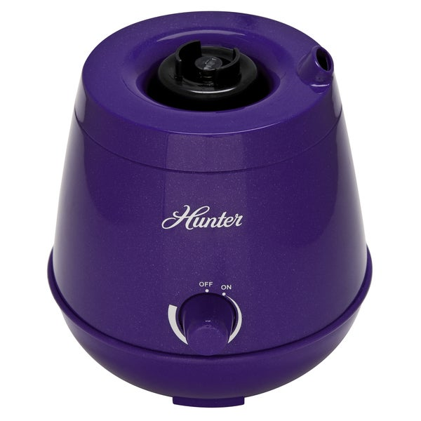 Hunter Purple Ultrasonic Personal Air Humidifier