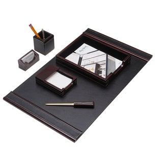 Luxe 6 pc Desk Set