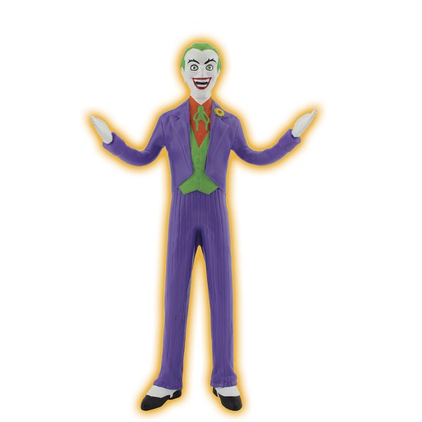 DC Comics The Joker Bendable Action Figure