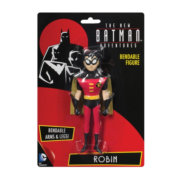 DC Comics Robin New Adventure Bendable Action Figure