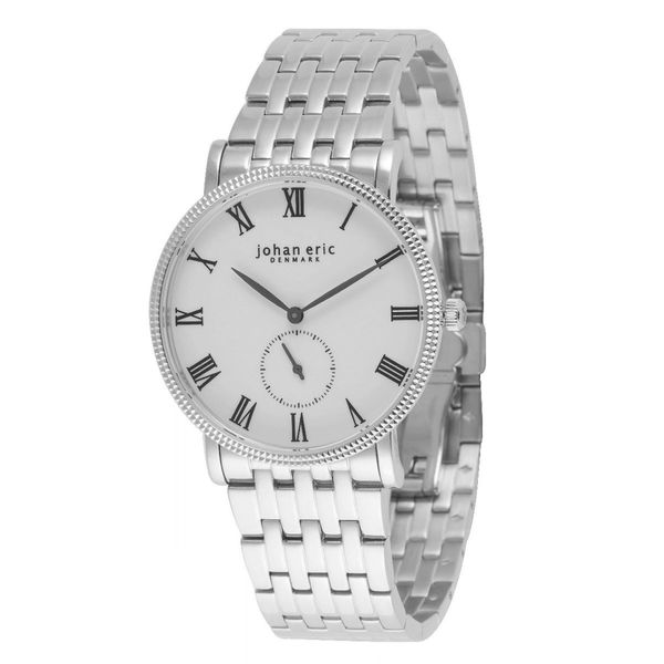 Johan Eric Mens Holstebro JE-H1000-04-001B Stainless Steel watch