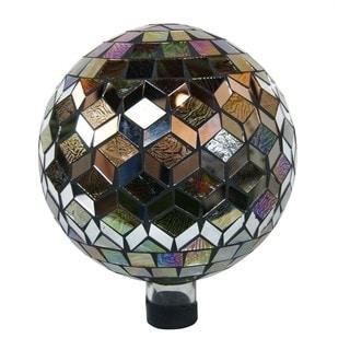 10-inch Silver Gazing Globe