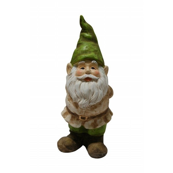 Gnome Statue with Hands Behind his Back