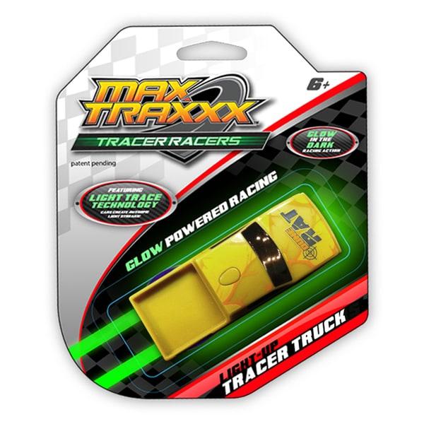 Max Traxxx Tracer Racer Truck Blister Card