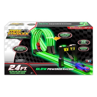 Max Traxxx Tracer Racer 24 Foot Dual Loop Set