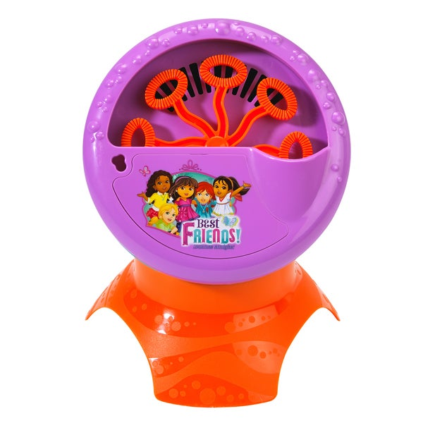 Little Kids Licensed Bubble Machine