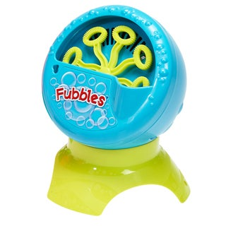 Little Kids Fubbles Bubble Blastin Machine