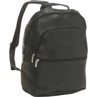 LeDonne Leather 15.4-inch Laptop Backpack