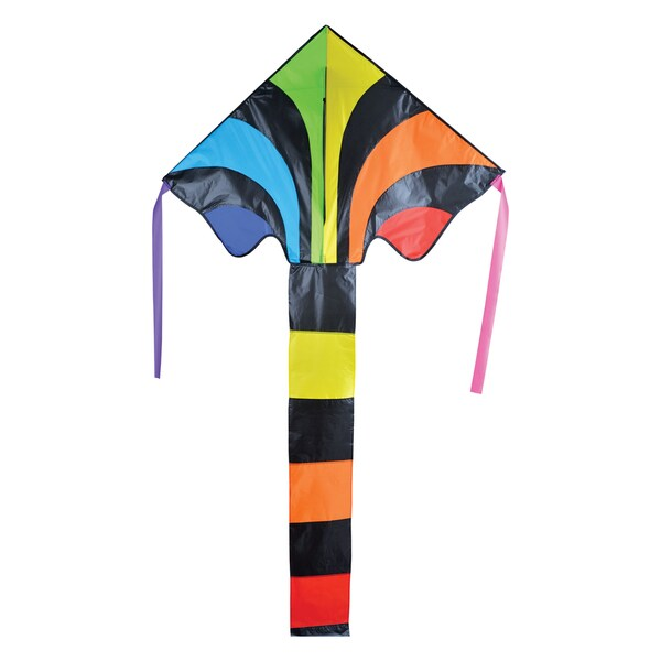 Rainbow Fountain Super Flier Kite