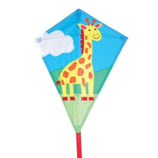 Jacob Giraffe 25-inch Diamond Kite