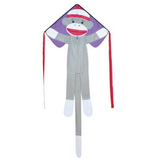 Sock Monkey Regular Easy Flyer Kite