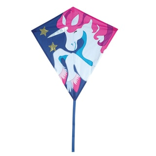 30-inch Trixie Unicorn Diamond Kite