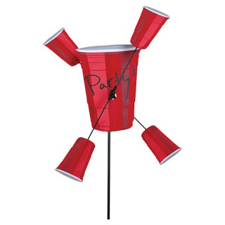 10-inch Party Cups Whirligig