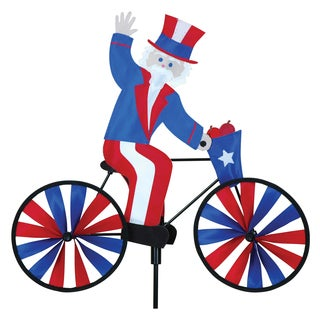 20-inch Uncle Sam Bike Spinner