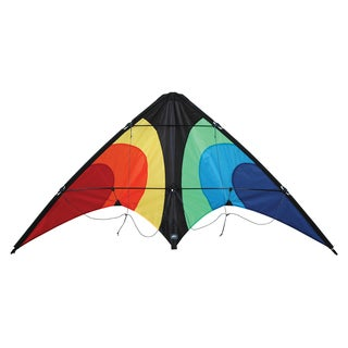 Rainbow Lightning Kite