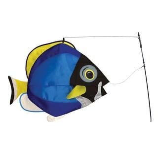 Powder Surgeon Swimming Fish