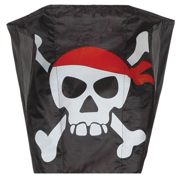 Skull and Bones Keychain Kite