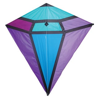 Amethyst 65-inch Diamond Kite