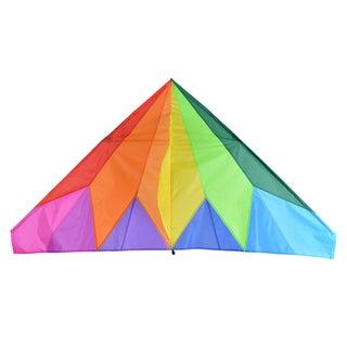 Rainbow Prism Delta Kite