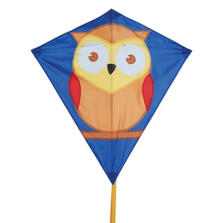 Owl 30-inch Diamond Kite