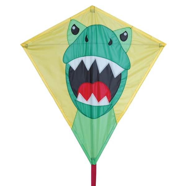 Dino 30-inch Diamond Kite