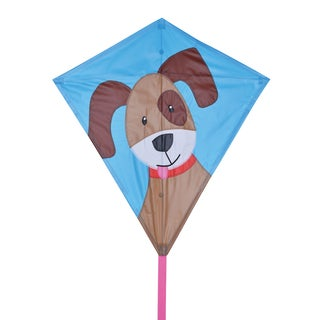 Puppy 30-inch Diamond Kite