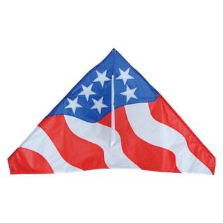 Patriotic Delta Kite